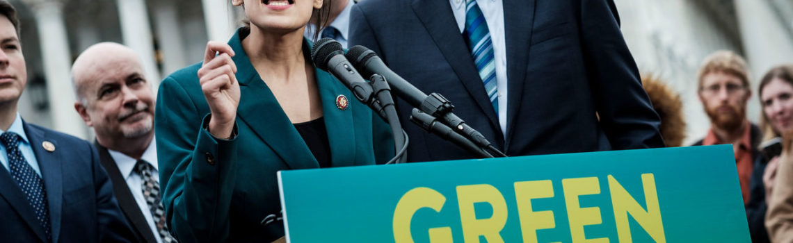 The problem with the Green New Deal