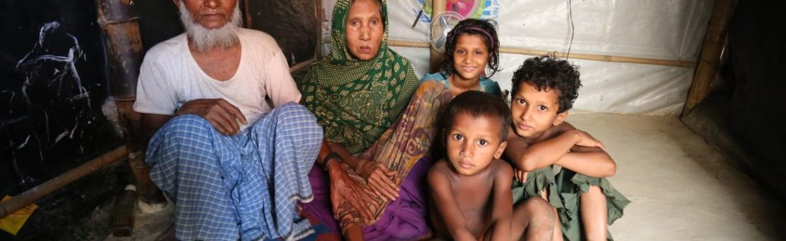 Months after fleeing homes in Myanmar, Rohingya refugees reckon with new lives