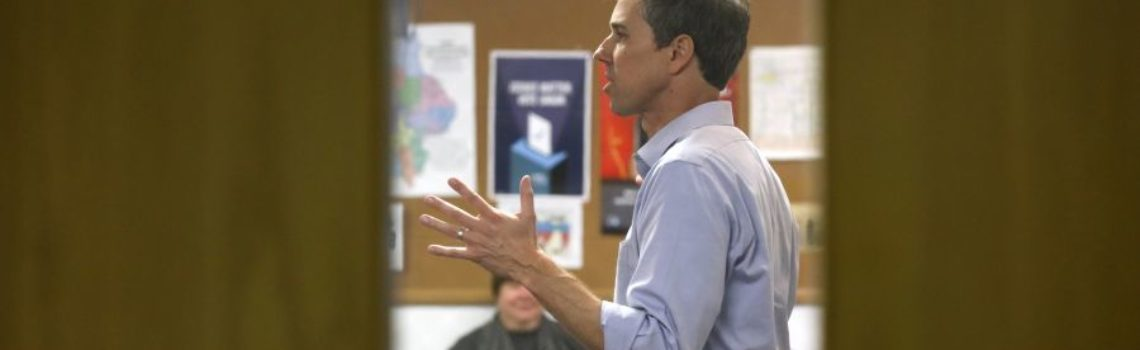 Beto O'Rourke's Past GOP Ties Could Complicate Primary Run