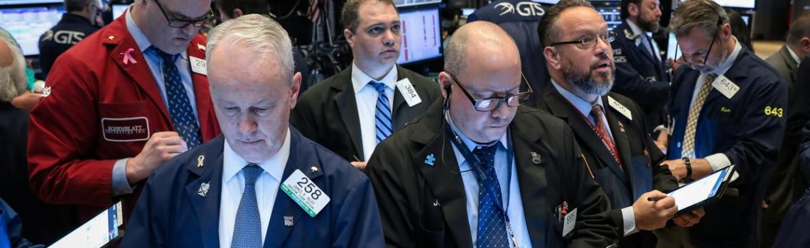 Bank results impede Wall Street, trade hopes support European stocks