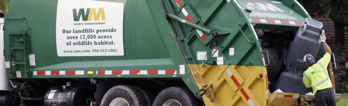 Waste Management to acquire competitor Advanced Disposal in $4.9B deal – Chron