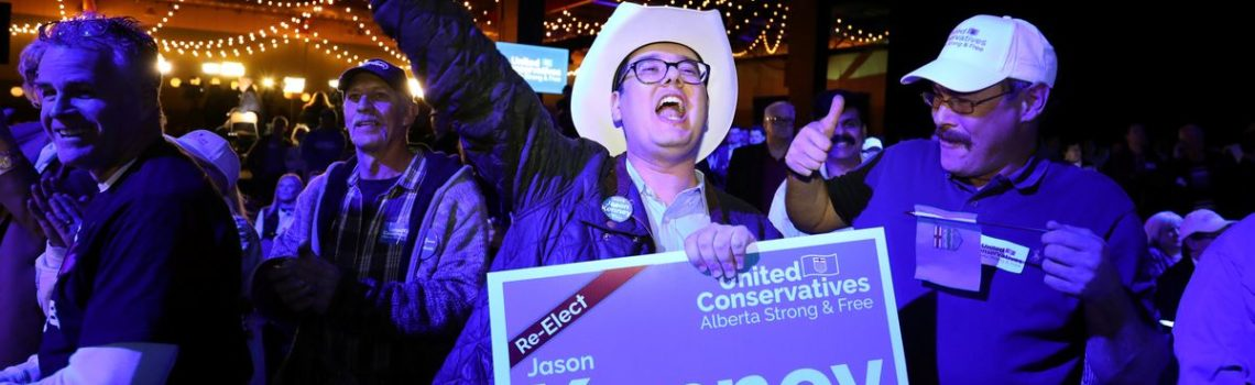 Alberta election 2019: Kenney wins majority as UCP routs NDP in campaign dominated by economic woes