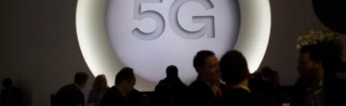 5G is the future of wireless  Here's what's at stake for Canada