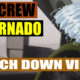 Rig Crew Caught In Tornado Touchdown
